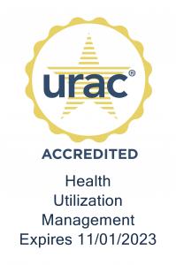 URAC 2021 Seal
